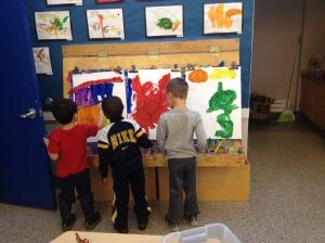 Associative play