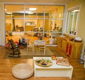 Reggio home living area